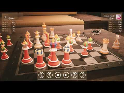 Chess Ultra Games 32-35 VS Computer Professional |