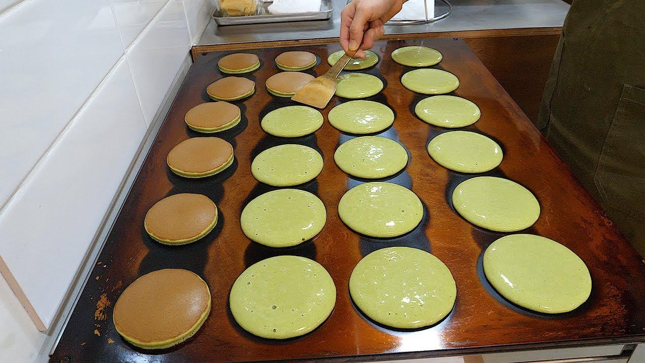 用一个鸡蛋做超简单的美味甜点 l 享受一个人的下午茶时光 l 铜锣烧 l Dorayaki Recipe | Japanese Pancake Street Food