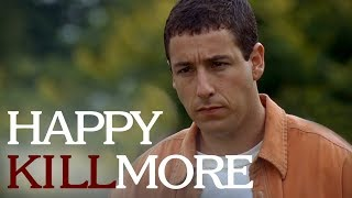 """Happy Gilmore"" recut as a Horror Thriller-""Happy Killmore"" (2018) Adam Sandler"