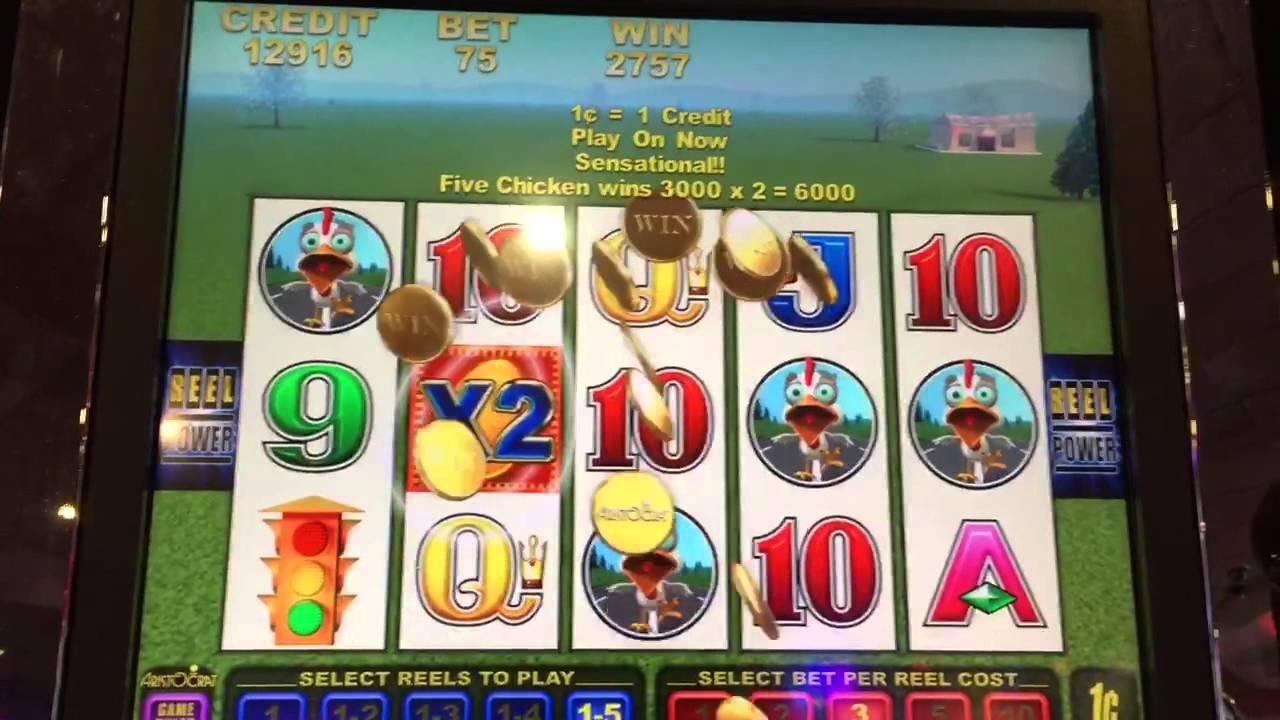 Chicken Slot Machine