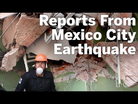 Reports From Mexico City Earthquake | San Diego Union-Tribune