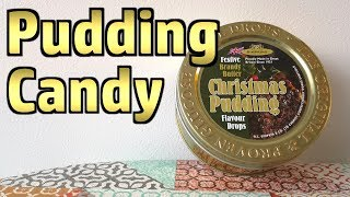 Christmas Pudding Candy Drops - Weird Stuff In A Can #111