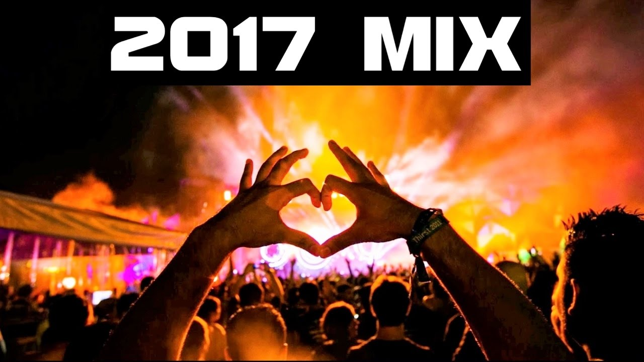 New Year Mix 2017 - Best of EDM Party Electro