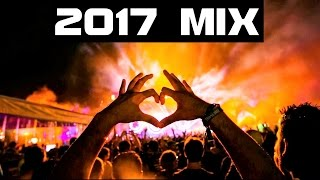Repeat youtube video New Year Mix 2017 - Best of EDM Party Electro & House Music