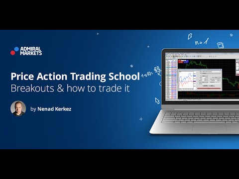 Price Action Trading School: Breakouts and How to trade it