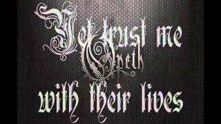 Opeth-Nepenthe (Lyrics onscreen)