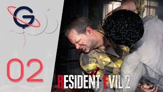 RESIDENT EVIL 2 REMAKE FR | DLC The Ghost Survivors #2 : Le deuil attendra