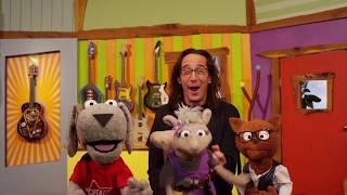 Ralph's World : Time Machine Guitar Adventures - New Music Video (Episode #1)