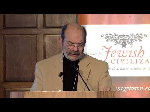 Panel: Kaplan and Reform Judaism (Day 1, Pt 4)