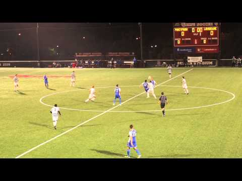 CosmoLeague Championship Match - June 5, 2015 (Second Half)