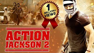 Action Jackson 2 (2018) New Released Hindi Dubbed Movie | Arun Vijay | South Movie 2018