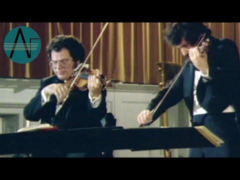 I.Perlman; P. Zukerman: Louis Spohr - Duo Concertante