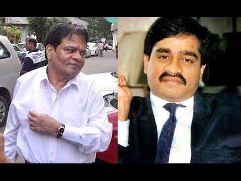 Dawood Ibrahim's brother, Iqbal Kaskar, arrested for extortion in Mumbai