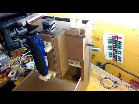 pcb cnc fr se selber bauen arduino nema17 a4988 5. Black Bedroom Furniture Sets. Home Design Ideas