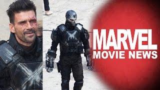 Civil War Set Photos! Chris Pratt Signed On for 2 More! Marvel Movie News Ep #33 – May 21st, 2015