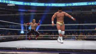 WWE 12 Finishers