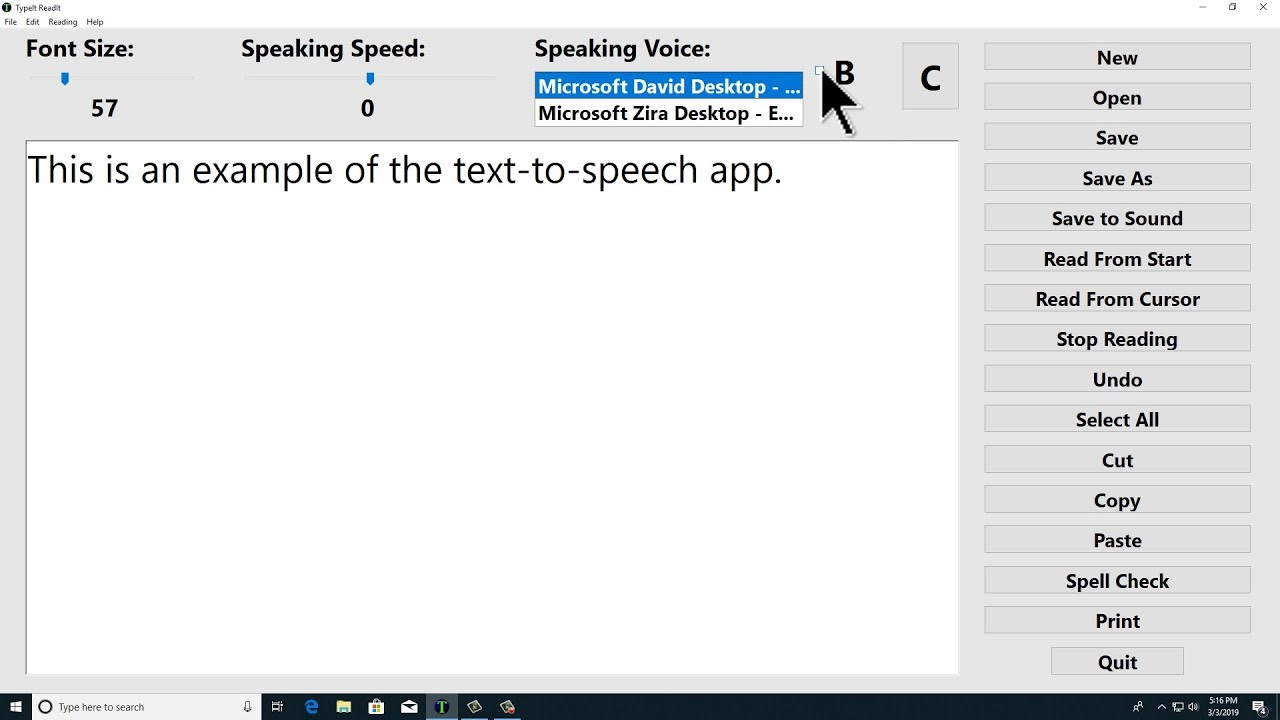 free text to speech software full version