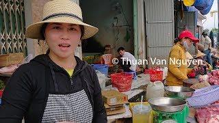 Vietnam || Kon Tum Market