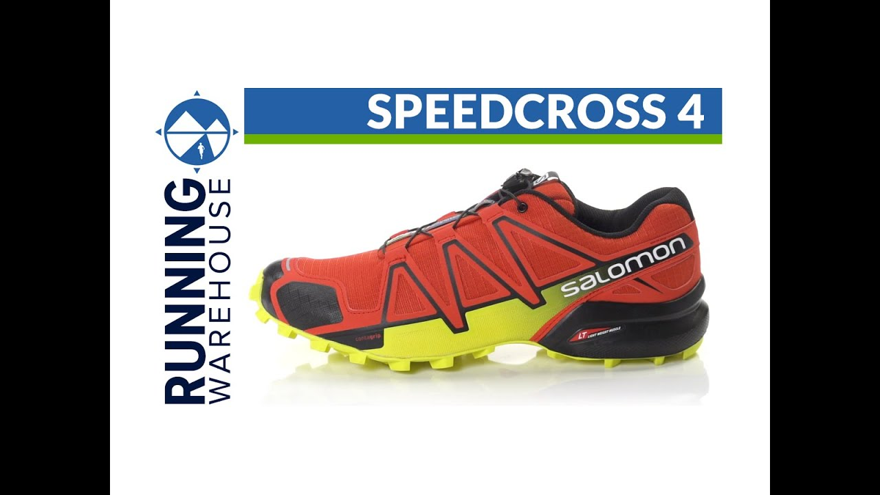 Salomon Speedcross 4 Cs Vs Gtx