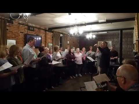 Beccles Instant Choir revisits A Thousand Years