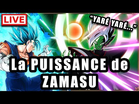 🔴 LIVE DB LEGENDS - PVP TOP 10K avec VEGETTO BLUE & ZAMASU