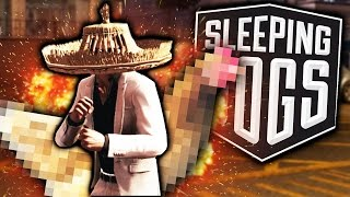 Sleeping Dogs Funny Moments | Cock Education (gameplay Montage)
