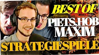 Best of Pietsmiet, HandOfBlood & Maxim - Age of Empires 2, Mythology & Stronghold Crusader