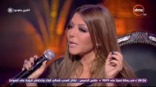 شيرين لـ'سميرة سعيد' :حماتى 'قلبت عليا بسببك ' ..فيديو