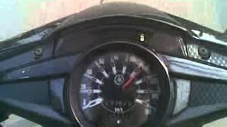 2nd top speed new jupiter mx  tembus 140++kpj by migie