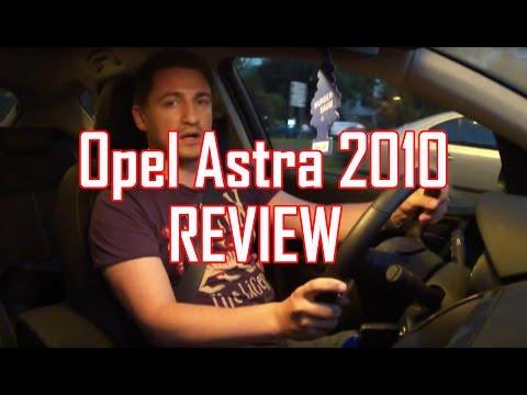 REVIEW Opel Astra 1.7 CDTI 2010 www.buhnici.ro