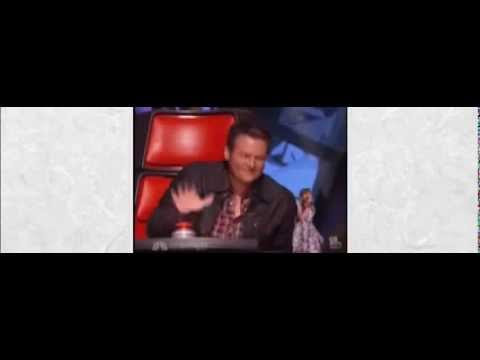 The Voice USA 2013 - Auditions Caroline Pennel - Amazing