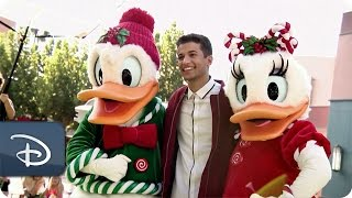 Celebrity Fashion at 'The Disney Parks' Magic...