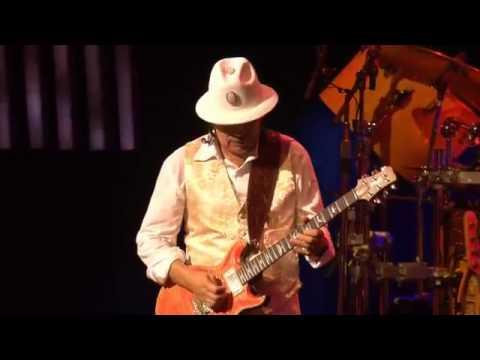 Corazón Espinado Carlos Santana Live Hd 720p Youtube