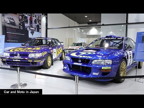 Subaru Legacy RS 1993 WRC U0026 Subaru Impreza 555 1998 WRC