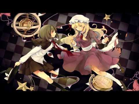 [Touhou Vocal] [Liz Triangle] Chikyuugi no tabi (spanish & english subtitles)