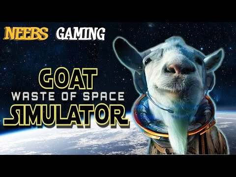 GOAT SIMULATOR WASTE OF SPACE DLC - Will We Playthrough??? (Funny Moments) |