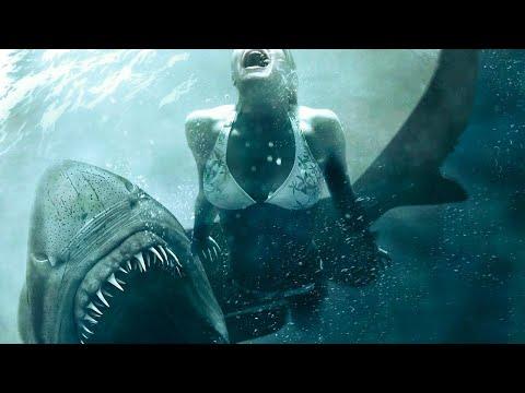 """""""АКУЛЫ УБИЙЦЫ"""" - Фильм ужасов про акул смотреть онлайн в хорошем качестве! Ужастики! Кино"""