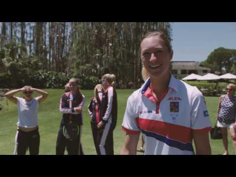 USA v Czech Republic: Golf Challenge