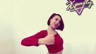 Jolin 蔡依林 - 甜秘密 I Fithess Dance I Pop Music I Taipei Taiwan