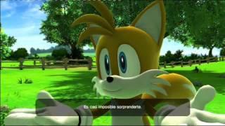 Sonic Generations - Parte 1 - Español [HD]