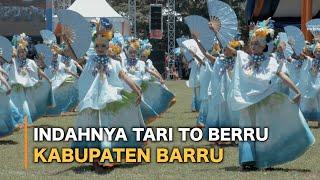 Indahnya Tari To Berru - Kabupaten Barru