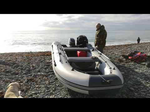 Лодка ПВХ Посейдон Касатка 385 Marine – приобретено в магазине Румпель-ленд