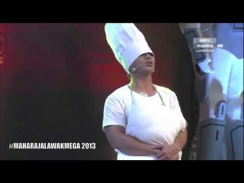 Maharaja Lawak Mega 2013 - Minggu 4 - Persembahan Wala