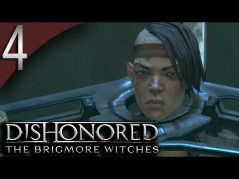 Mr. Odd - Let's Play The Brigmore Witches Dishonored DLC - Part 4 - Daud. The Stealthy Nice Guy