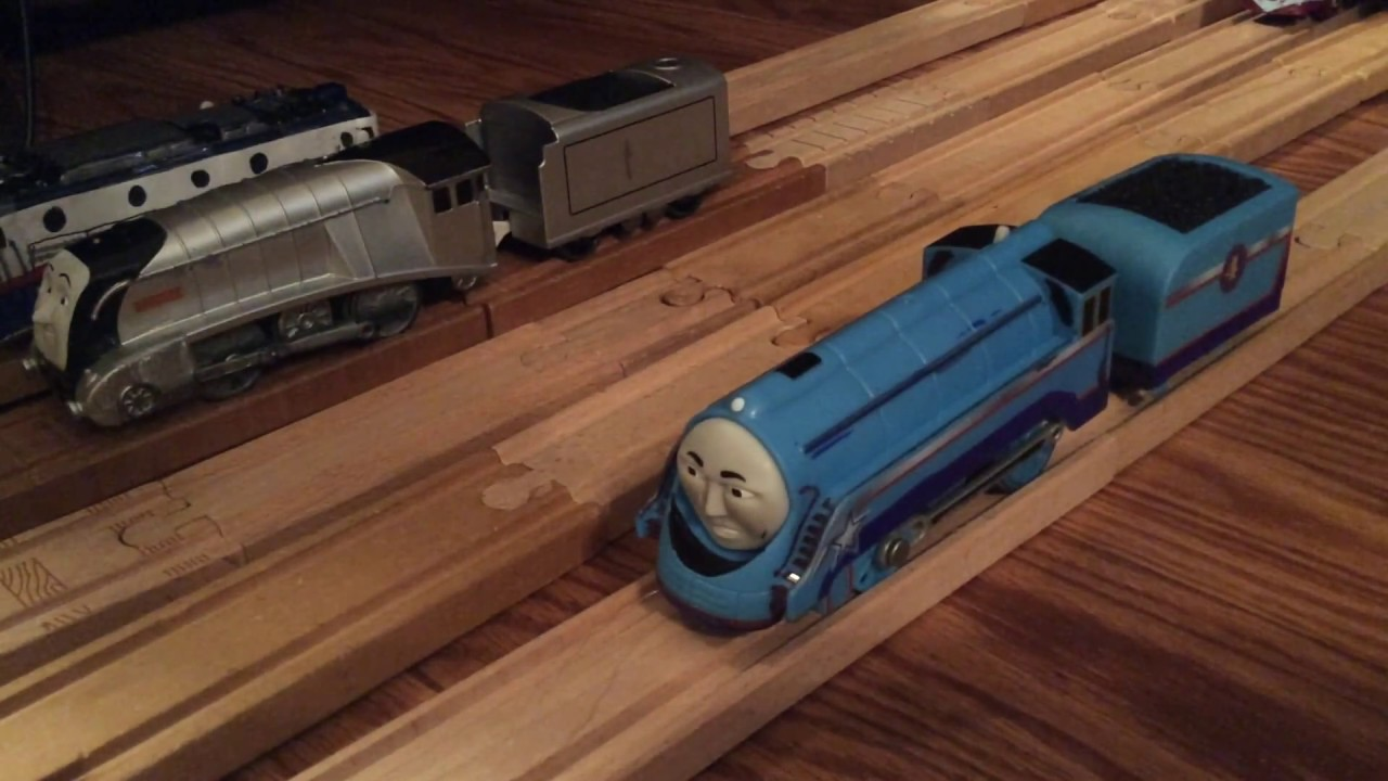 Thomas and Friends The Great Race: The Shooting Star is Coming Through: Trackmaster Remake