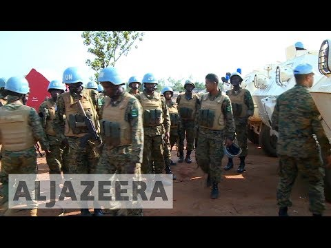 UN peacekeepers call for support in CAR