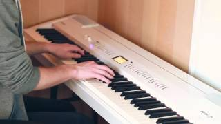 """Colors of the Wind (Disney's Pocahontas)"", Piano Solo Cover by Joel Sandberg + Lyrics"