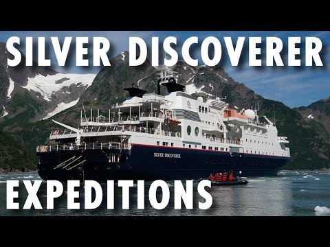 Silver Discoverer Tour Review Expeditions Silversea - Silver discoverer