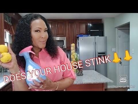 HOW TO KEEP YOUR HOME SMELLING FRESH AND CLEAN