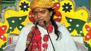 "BANKE BIHARI TERI AARATI GAU "" bhajan by ""Aacharya Shri Ramji Maharaj"""